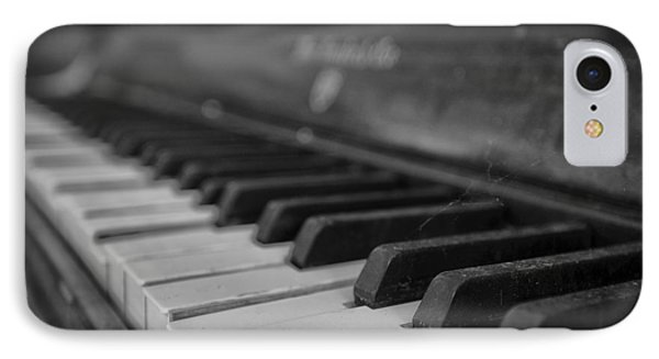 Abandoned Piano IPhone Case