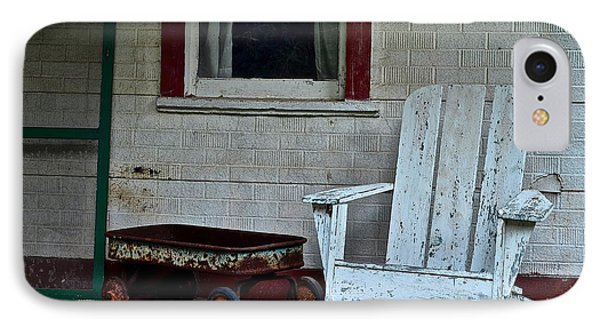 Abandoned Phone Case by Frozen in Time Fine Art Photography