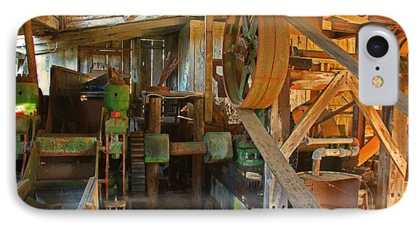 Abandoned Syrup Mill IPhone Case