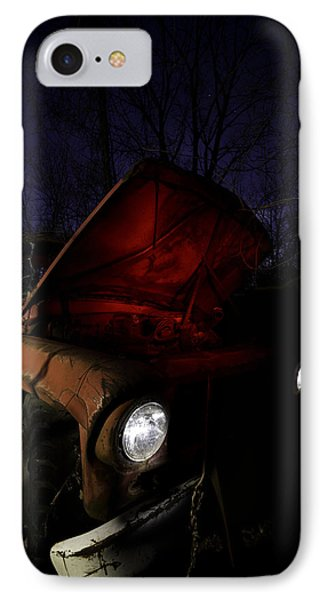 Abandoned Truck IPhone Case by Cale Best