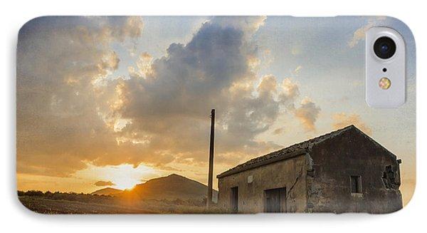Abandoned Warehouse IPhone Case by Alfio Finocchiaro