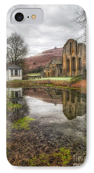 Abbey Reflection Phone Case by Adrian Evans