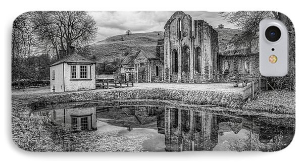 Abbey Reflections IPhone Case by Adrian Evans