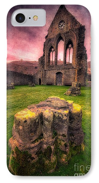 Abbey Ruin IPhone Case by Adrian Evans