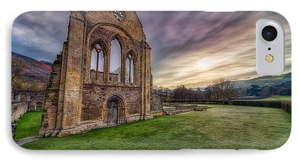 Abbey Ruins Phone Case by Adrian Evans