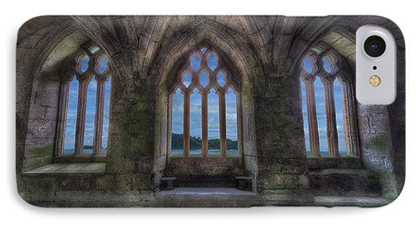 Abbey View IPhone Case by Adrian Evans