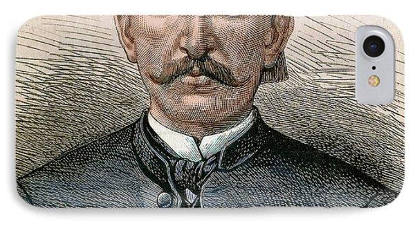 Abdul Hamid II (1842-1918 IPhone Case by Prisma Archivo