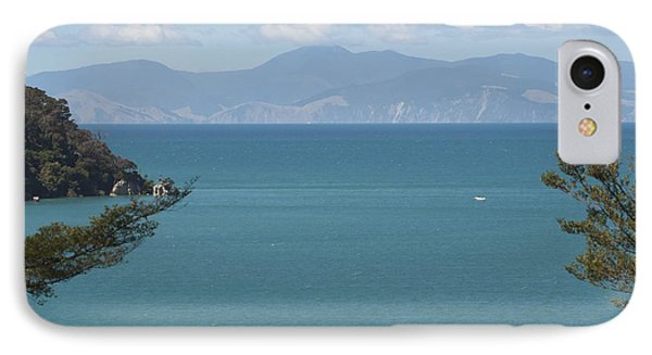 Abel Tasman Split Apple Bay New Zealand IPhone Case by Loriannah Hespe