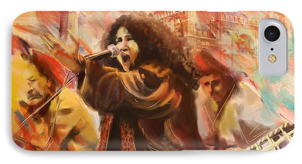 Abida Parveen IPhone Case by Catf