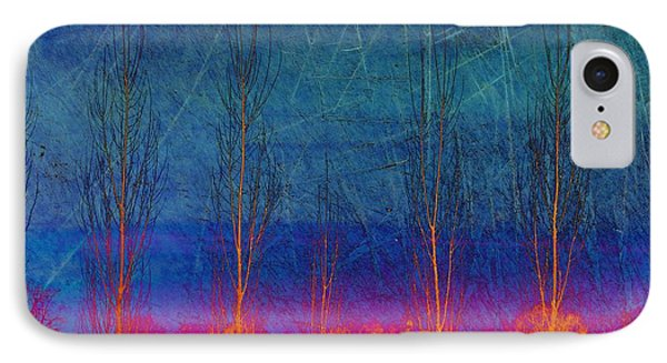 Ablaze II Phone Case by Jan Amiss Photography