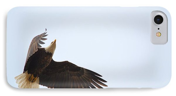 Above All Else IPhone Case by Bonfire Photography