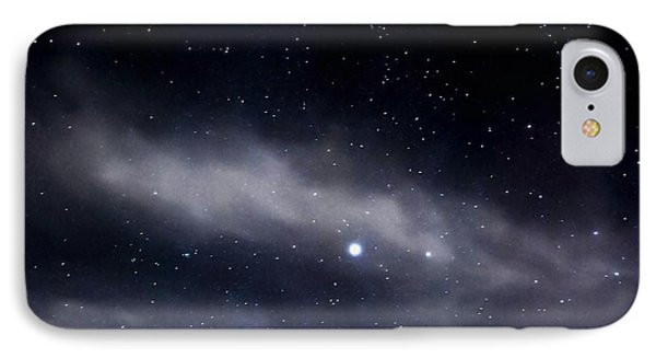 Above IPhone Case by Angela J Wright