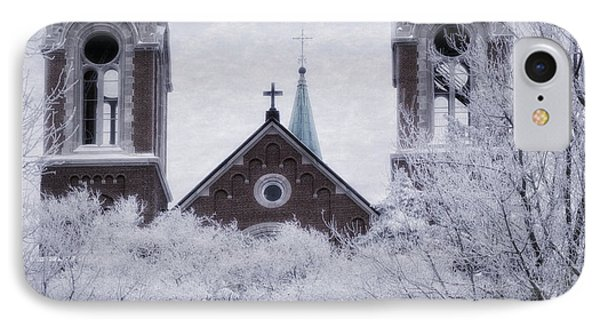 Above It All Phone Case by Joan Carroll