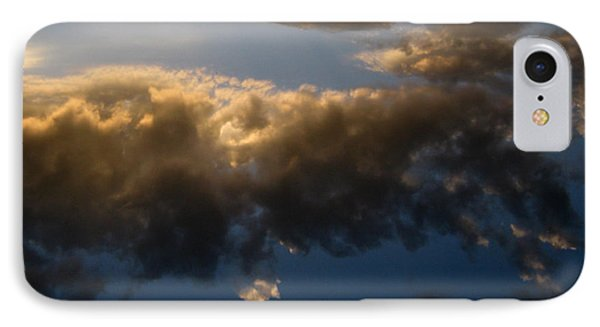 IPhone Case featuring the photograph Above The Clouds by Janice Westerberg