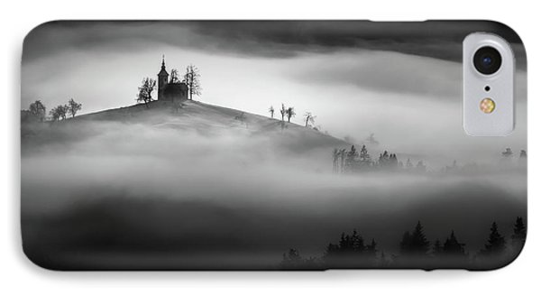 Above The Mist IPhone Case
