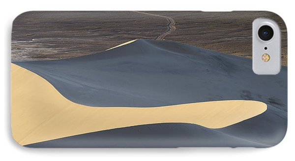 Above The Road IPhone Case by Chad Dutson