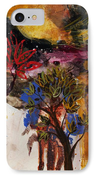 Above The Tree Tops Phone Case by Robin Maria Pedrero