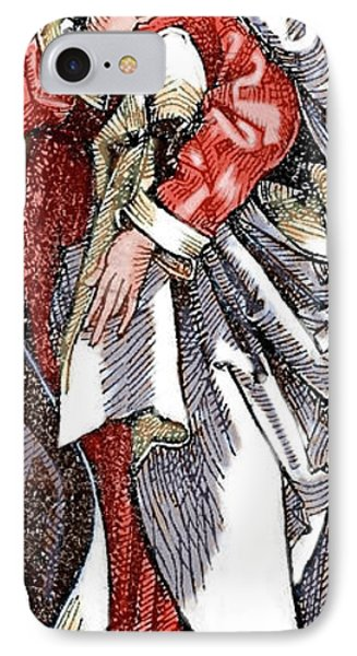 Abraham Founding Patriarch IPhone Case by Prisma Archivo