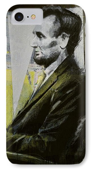 Abraham Lincoln 03 IPhone Case