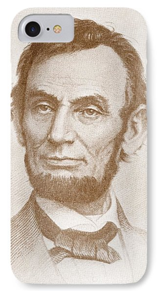 Abraham Lincoln Phone Case by American School