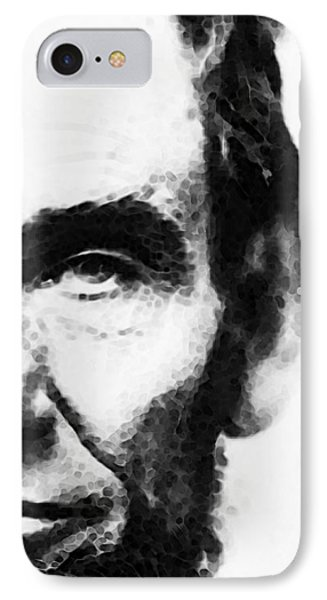 Abraham Lincoln - An American President IPhone Case by Sharon Cummings
