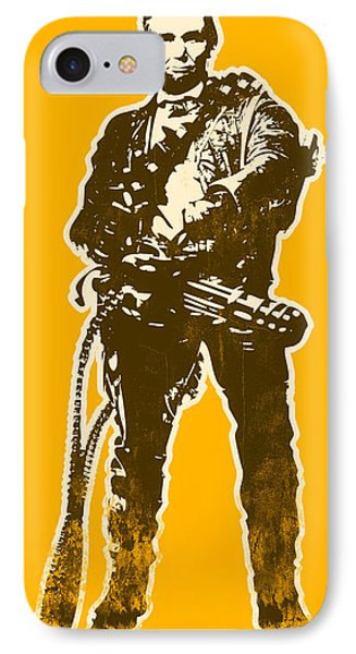 Abraham Lincoln - The First Badass IPhone Case