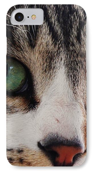Absolute Honesty IPhone Case by Anita Dale Livaditis