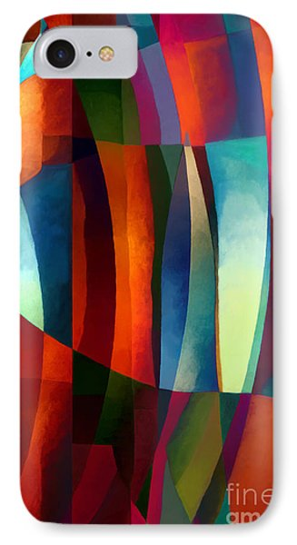 Abstract #1 Phone Case by Elena Nosyreva