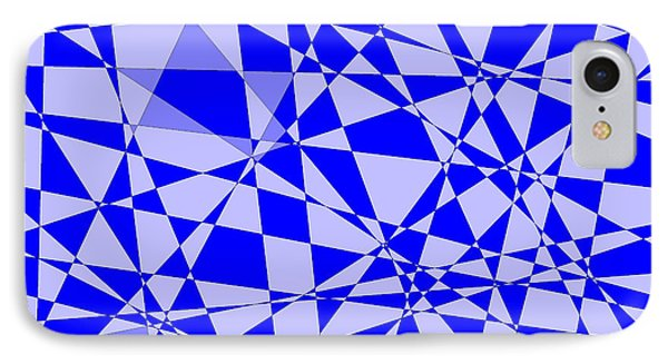 Abstract 151 Phone Case by J D Owen