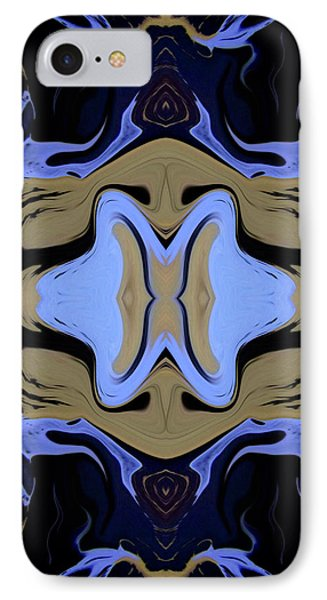 Abstract 161 Phone Case by J D Owen