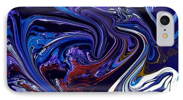 Abstract 170 Phone Case by J D Owen