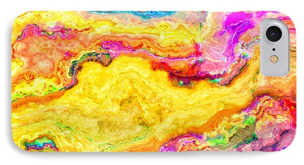 Abstract 19 Phone Case by Craig Gordon