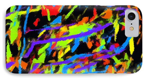 Abstract 2 Phone Case by Chris Butler