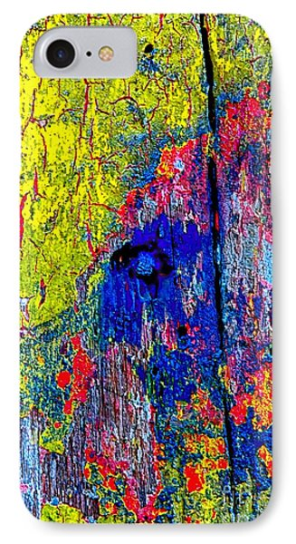 Abstract 201 IPhone Case by Nicola Fiscarelli
