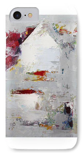 Abstract 2015 04 IPhone Case by Becky Kim