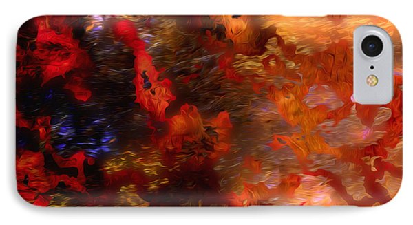 Abstract 21214a Phone Case by Daniel Mowry