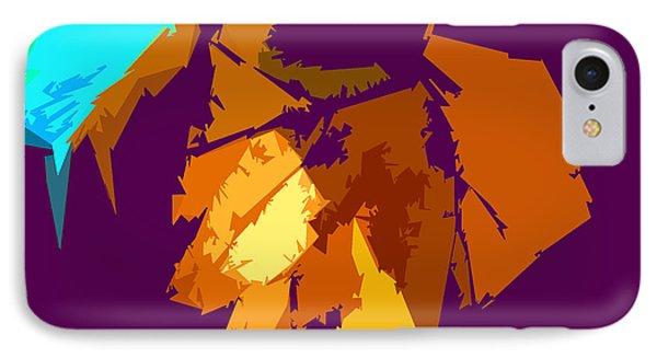Abstract 3-2013 Phone Case by John Lautermilch