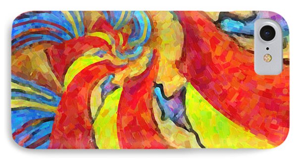 Abstract 34 Phone Case by Kenny Francis
