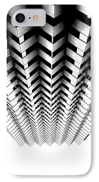 Abstract 4 Phone Case by Thomas Leon