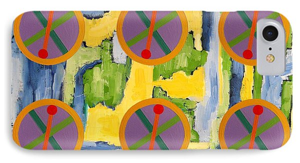 Abstract 82 Phone Case by Patrick J Murphy