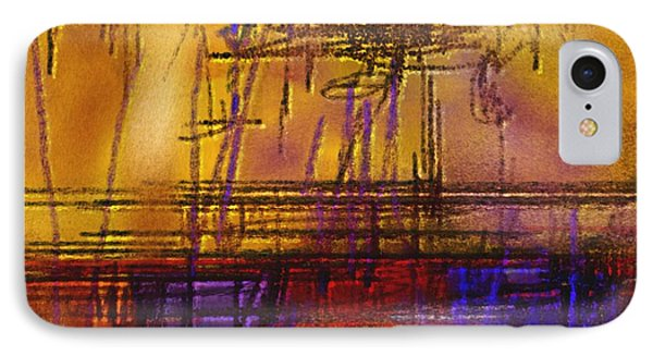Abstract 970 Phone Case by Nedunseralathan R