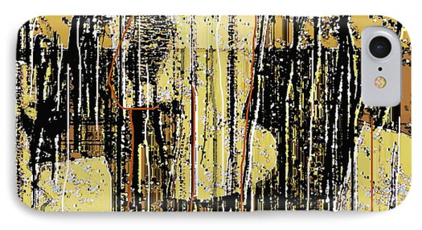 Abstract 971 Phone Case by Nedunseralathan R