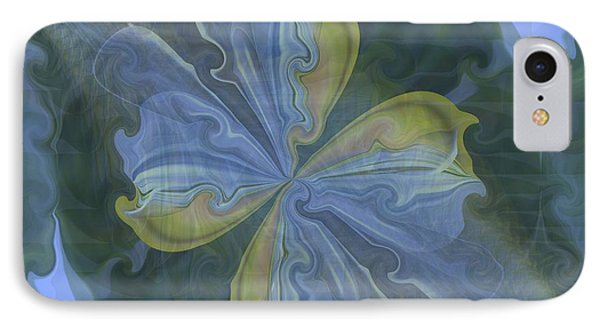 Abstract A023 Phone Case by Maria Urso