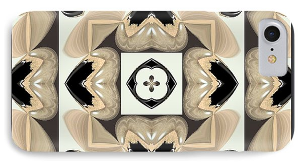 Abstract A029 Phone Case by Maria Urso