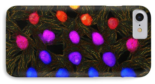 Abstract Balls IPhone Case by Pixel Chimp