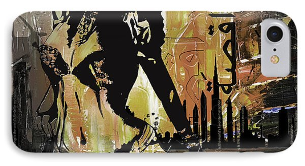 Abstract Belly Dancer 14 IPhone Case