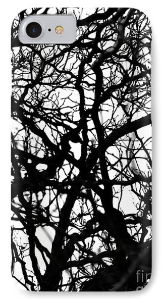 Abstract Branches IPhone Case
