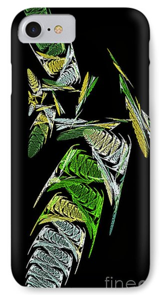 Abstract Bugs Vertical Phone Case by Andee Design