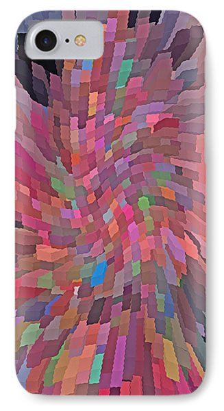 Abstract  Digital  Art Phone Case by Carl Deaville