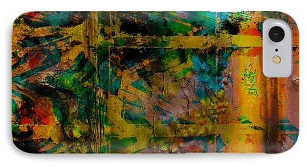 Abstract - Emotion - Facade Phone Case by Barbara Griffin